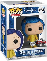 Coraline Coraline (Glitter) - Funko Pop! n°423