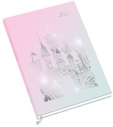 Princesses Disney - Agenda A5 2020