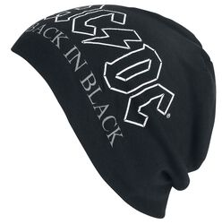 Back In Black - Light Beanie