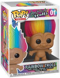 Troll Arc-En-Ciel - Funko Pop! n°01