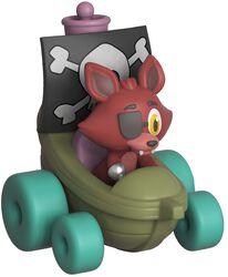 Super Racers  - Figurine En Vinyle Foxy the Pirate