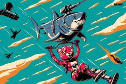 Requin Laser
