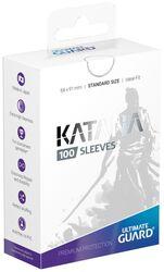 Katana Sleeves (Protège Cartes) - Blanc