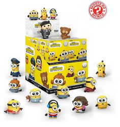 Les Minions 2 - Mystery Minis