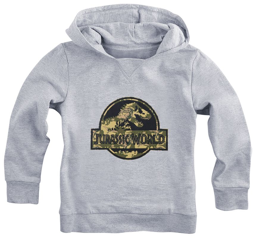 Jurassic World - Logo Camouflage