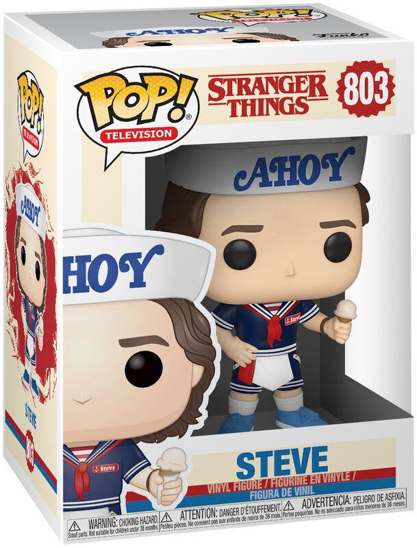 Saison 3 - Steve - Funko Pop! n°803