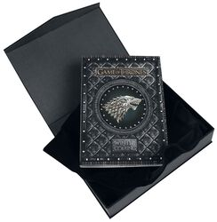 Carnet Winter Is Coming