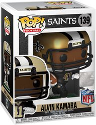 New Orleans Saints - Alvin Kamara - Funko Pop! n°139