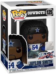 Dallas Cowboys - Jaylon Smith - Funko Pop! n° 125