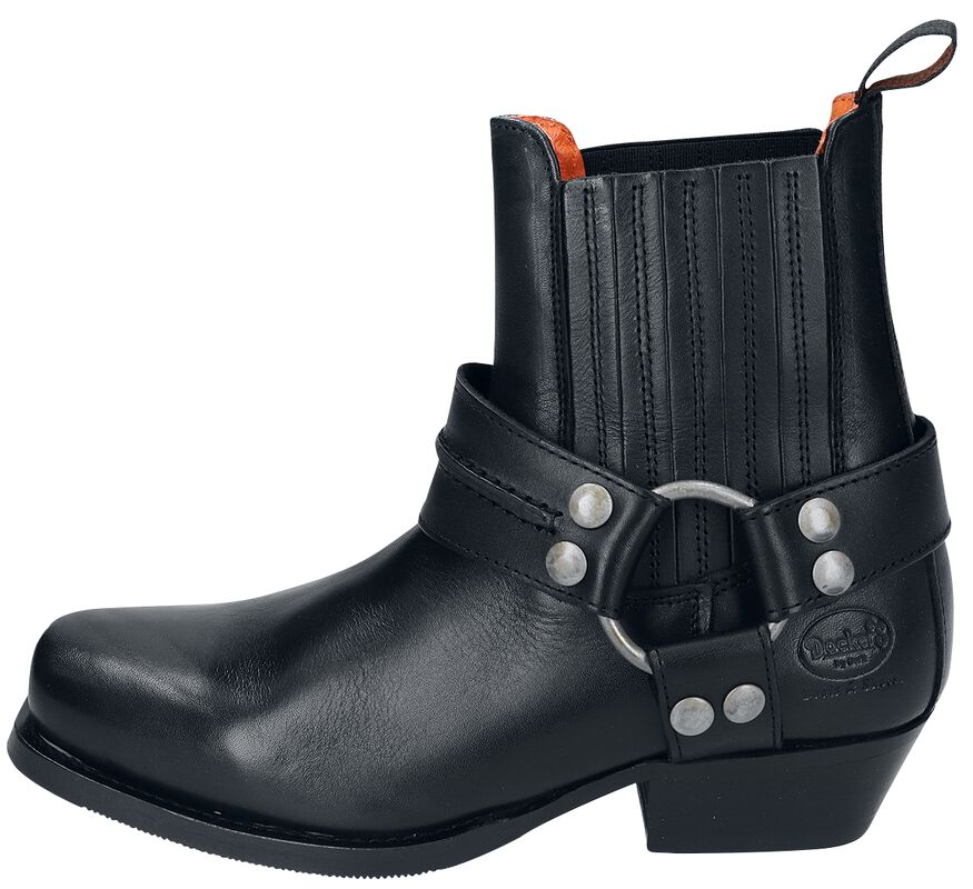 Bottines Motard