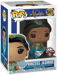 Princesse Jasmine (Éd. Diamond - Funko Shop Europe) - Funko Pop! n°541
