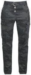 Pantalon Cargo Slim Hempsteadt Girl