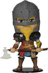 Assassin's Creed Valhalla - Figurine Chibi Eivor Mâle (Ubisoft Heroes Collection)