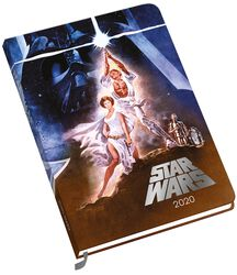 Star Wars - Agenda A5 2020