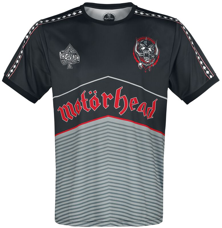 Amplified Rock FC - Ace Of Spades - Trikot