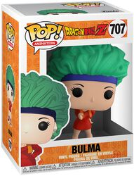 Dragon Ball Z - Bulma - Funko Pop! n°707