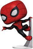 Far From Home - Spider-Man (Upgraded Suit) - Funko Pop! n°470