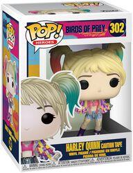 Harley Quinn Caution Tape - Funko Pop! n°302