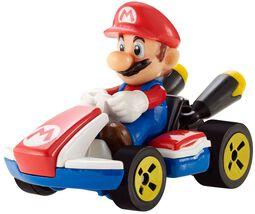 Mario Kart Hot Wheels Diecast Model Car 1/64 - Mario
