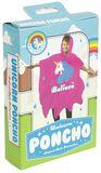 Poncho Imperméable Believe