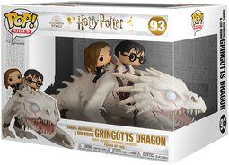 Harry, Ron & Hermione Sur Dragon De Gringotts (Pop! Rides) - Funko Pop! °93