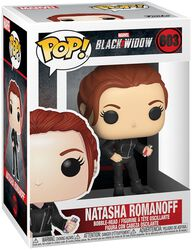 Natasha Romanoff - Funko Pop! n°603