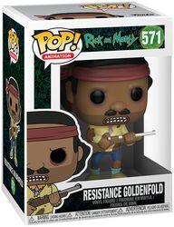 Resistance Goldenfold - Funko Pop! n°571
