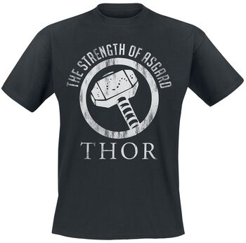 The Strength Of Asgard