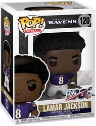 Baltimore Ravens - Lamar Jackson - Funko Pop! n° 120