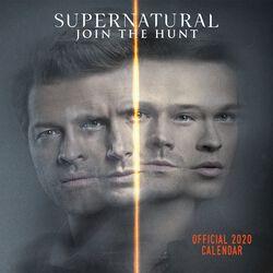 Supernatural - Calendrier Mural 2020