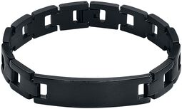 Bracelet Black Steel