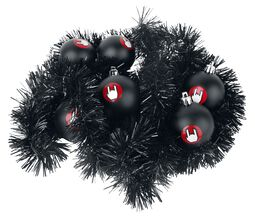 EMP Christmas Balls & Garland