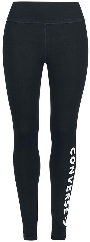 Leggings Taille Haute Converse Wordmark
