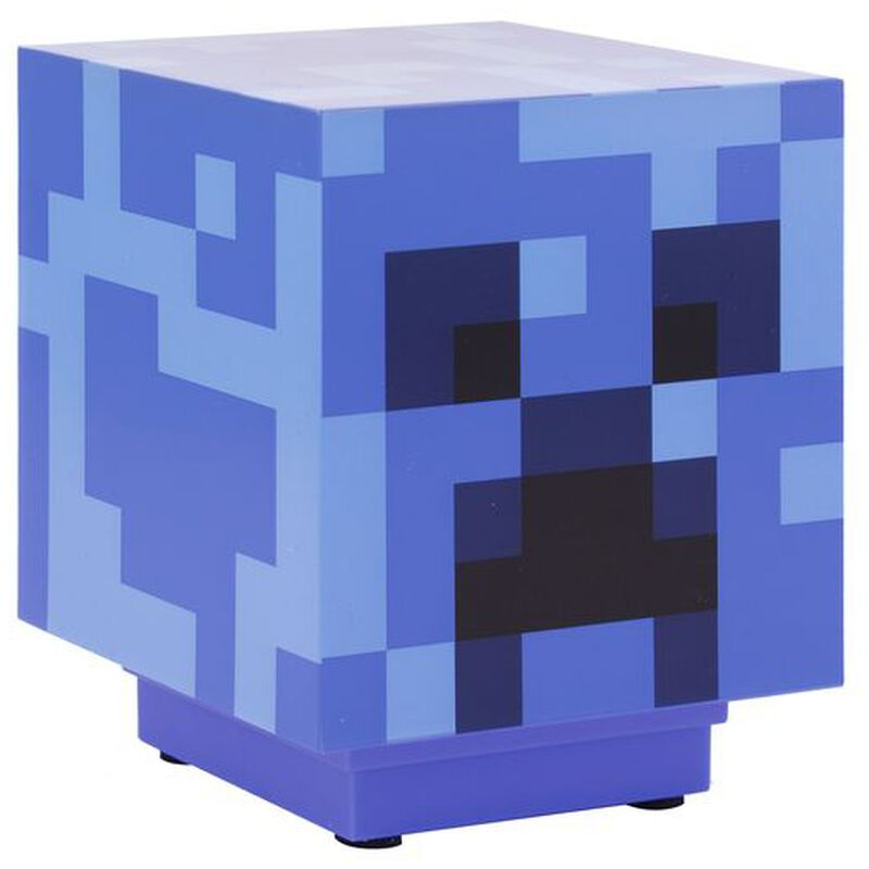 Lampe Charged Creeper