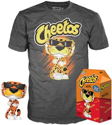 Pop! Ad Icons : Cheetos - Chester Cheetah - Pop! + T-Shirt