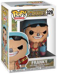 Figurine En Vinyle Franky 329