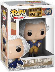George Washington - Funko Pop! n°09