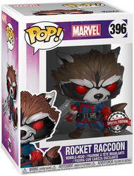 Rocket Raccoon - Funko Pop! n°396