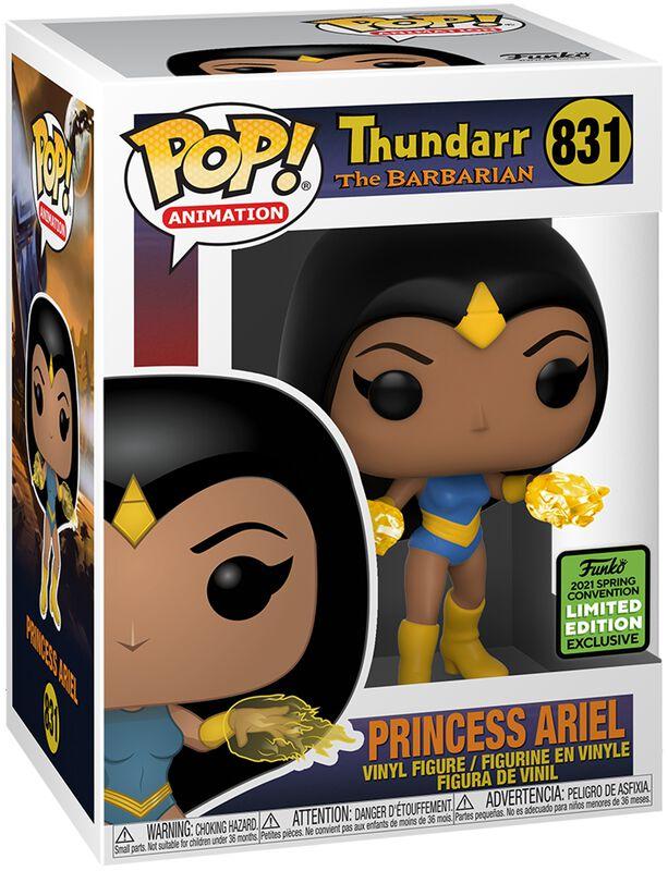 ECCC 2021 - Princesse Ariel (Funko Shop Europe) - Funko Pop! n°831