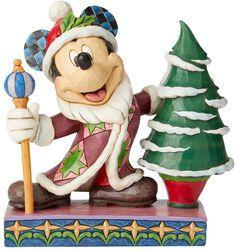 Figurine Mickey Mouse Noël