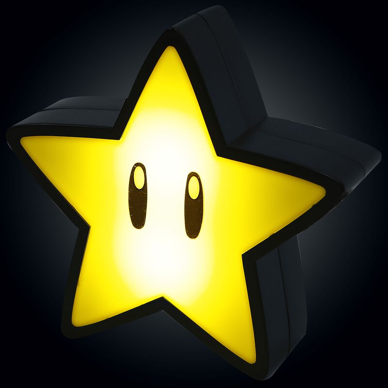 Lampe Super Star Avec Son