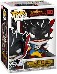 Maximum Venom - Venomized Doctor Strange - Funko Pop! n°602