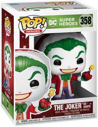Joker En Père Noël (Noël) - Funko Pop! n°358