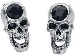 Boucles d'Oreille Screaming Skull
