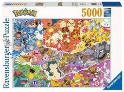 Puzzle Pokemon Allstars