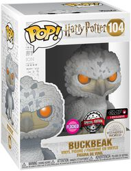 Buck (Flocked) - Funko Pop! n°104