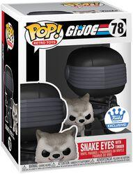 Snakes Eyes Avec Timber (Funko Shop Europe) - Funko Pop! n°78
