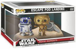 Figurine En Vinyle Escape POD Landing (Movie Moments) 222