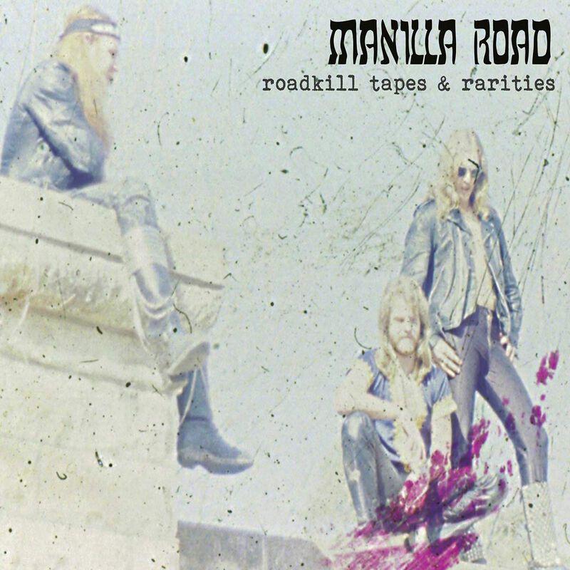 Roadkill tapes & rarities