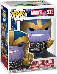 Thanos (Holiday) - Funko Pop! n° 533